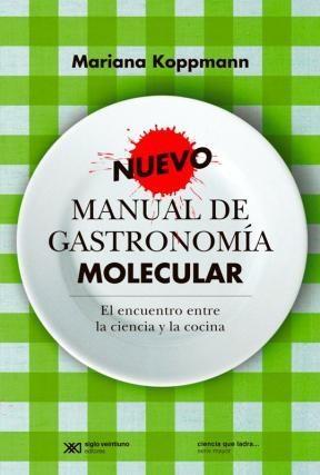 Papel NUEVO MANUAL DE GASTRONOMIA MOLECULAR