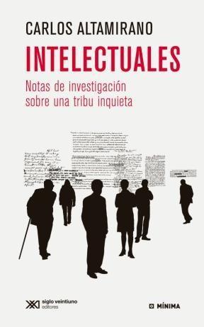 Libro Intelectuales