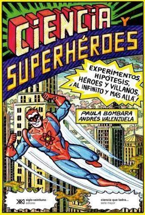 Papel Ciencia Y Superheroes