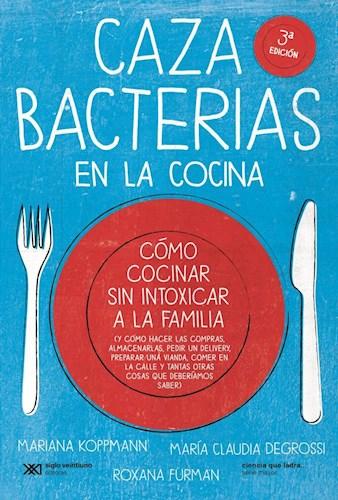 Papel Cazabacterias En La Cocina