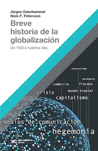 LIBRO BREVE HISTORIA DE LA GLOBALIZACION