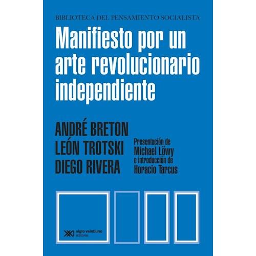 Papel MANIFIESTO POR UN ARTE REVOLUCIONARIO INDEPENDIENTE
