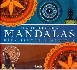 Papel Mandalas Para Pintar Y Meditar