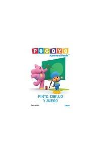 Papel Pocoyo - Pinto Dibujo Y Juego