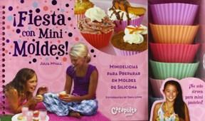 Papel Fiesta Con Mini Moldes