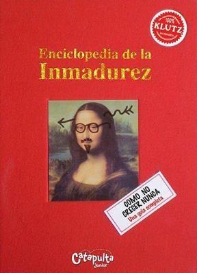 Papel ENCICLOPEDIA DE LA INMADUREZ (CARTONE)