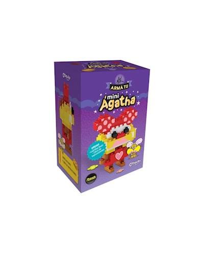 Papel Armá Tu Mini Agatha