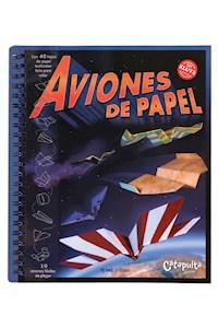 Papel Aviones De Papel - Nuevo (Incluye 40 Hojas)