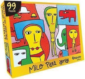 Papel Milo Para Armar 1 - 99 Piezas