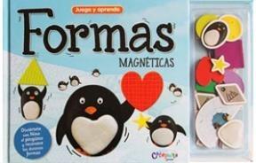 Papel Magnéticos: Formas Magnéticas