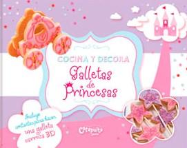 Papel Cocina Y Decora: Galletas De Princesas