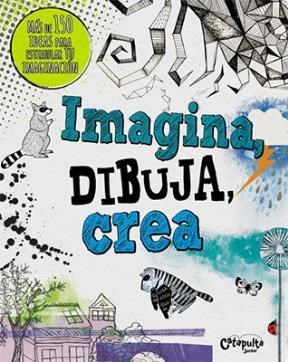 Papel Imagina, Dibuja, Crea