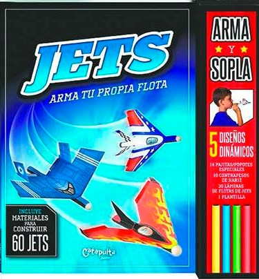 Papel Jets, Armá Tu Propia Flota