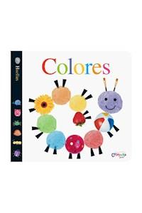 Papel Huellas: Colores