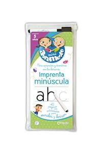 Papel Mini Abremente Imprenta Minuscula (5 Años)