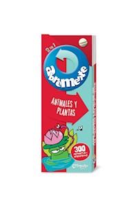Papel Abremente 2 En 1 - Animales Y Plantas