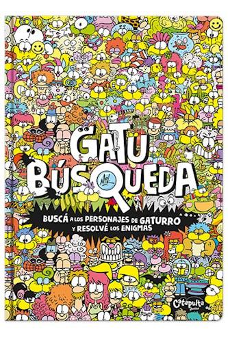 Libro Gatubusqueda
