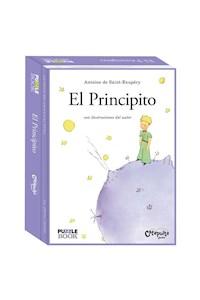 Papel El Principito - Puzzle Book