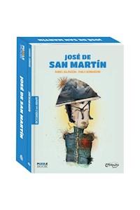 Papel Biografías Para Armar: José De San Martín