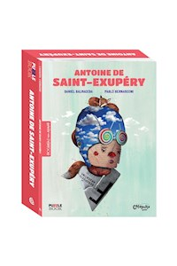 Papel Biografías Para Armar: Antoine De Saint- Exupéry