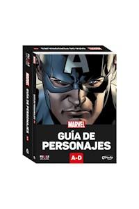 Papel Marvel: Guía De Personajes A-D (Capitán América)