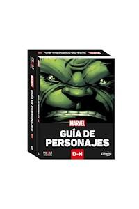 Papel Marvel: Guía De Personajes D-H (Hulk)