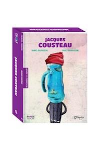 Papel Biografías Para Armar: Jacques Cousteau