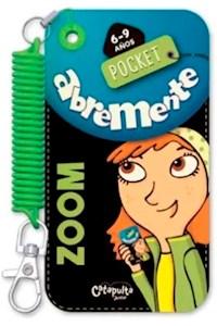 Papel Abremente Pocket Zoom 6-9 Años