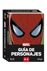 Papel Marvel ? Guía De Personajes S - Z El Hombre Araña - Spider-Man