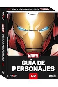 Papel Marvel -  Guía De Personajes I - R Iron Man