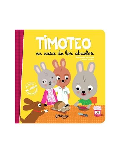 LIBRO TIMOTEO EN LA CASA DE LOS ABUELOS