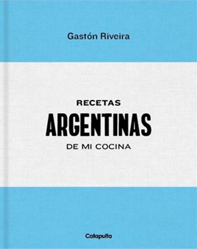 Papel RECETAS ARGENTINAS DE MI COCINA (CARTONE)