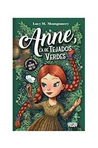 Papel Anne, La De Tejados Verdes (1)