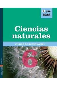 Papel Ciencias Naturales 6 Ciudad De Buenos Aires + Que Mas