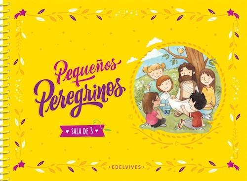 Papel PEQUEÑOS PEREGRINOS SALA DE 3 EDELVIVES (ANILLADO) (NOVEDAD 2020)