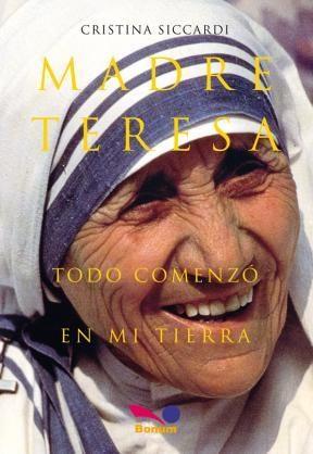 Papel Madre Teresa Todo Comenzo
