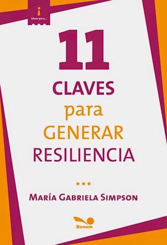 Papel 11 Claves Para Generar Resiliencia