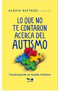 Papel Lo Que No Te Contaron Acerca Del Autismo