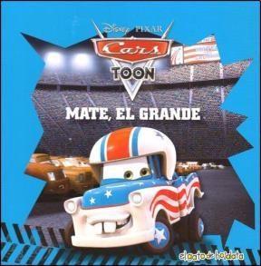 Papel Mate El Grande - Mi Primera Biblioteca Cars