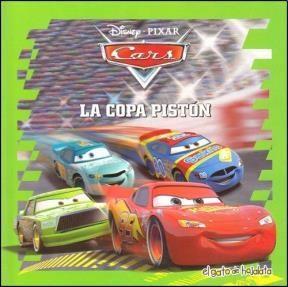 Papel La Copa Pistón - Mi Primera Biblioteca Cars