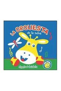 Papel La Orquesta De La Selva -  Libro De Tela