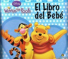 Papel El Libro Del Bebé (Celeste)