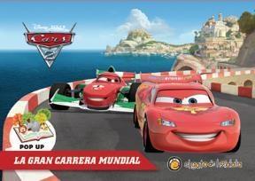 Papel Gran Carrera Mundial, La - Cars 2