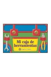 Papel Colección Valijitas - Mi Caja De Herramientas