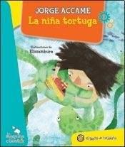 Papel La Niña Tortuga