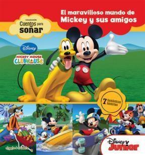 Papel Maravilloso Mundo De Mickey Y Sus Amigos, El