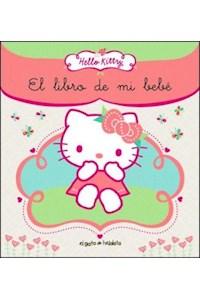 Papel Hello Kitty: El Libro De Mi Bebé