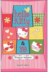 Papel Hello Kitty Y Yo. Diario Íntimo