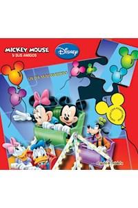 Papel Mickey Y Sus Amigos