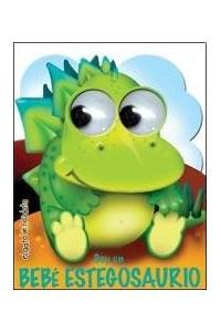 Papel SoyUnBebéEstegosaurio